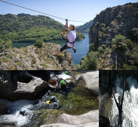 lozere canyoning accueil